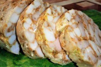 Домашняя колбаса своими руками отличная замена магазинной колбасе!