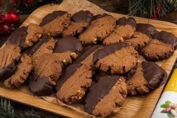 Шоколадное печенье! Супервкусно, супершоколадно!