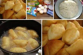 Фирменный бабушкин рецепт. Казахские баурсаки сметаются за секунды.